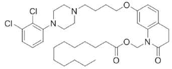 Aripiprazole Lauroxil Extended-release Injection Abilify Structure